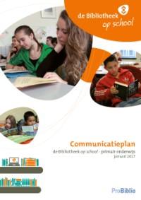 Bekijk details van Communicatieplan de Bibliotheek op school