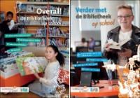 Bekijk details van De Bibliotheek op school weer stralend op de NOT