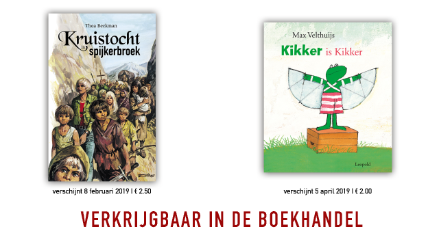 Titels Geef Een Prentenboek Cadeau 2019 Bekend