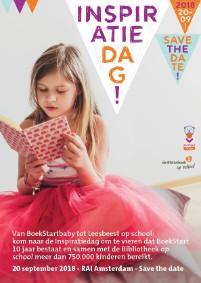 Bekijk details van Inspiratiedag: Van BoekStartbaby tot Leesbeest op school (vol!)